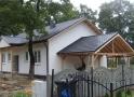 Dom drewniany Z8 - 160 m²