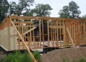Dom drewniany Z8 - 160 m² - zdjęcie  02