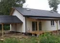 Dom drewniany Z8 - 160 m² - zdjęcie  42