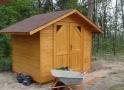 domek drewniany 3