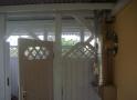 Wiata garażowa  PDP 004 - 32 m² ( 24 m² + 8 m²)