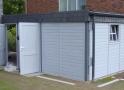 Wiata garażowa  PDP 005 - 31,50 m² ( 21 m² + 10,50 m²)
