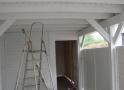 Wiata garażowa  PDP 007 - 27 m² ( 18 m² + 9 m²)