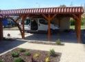 Wiata garażowa  WDP 003 - 36 m²